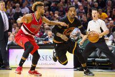 Cleveland Cavaliers vs Portland Trail Blazers Moda Center at the Rose Quarter NBA Live