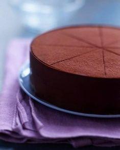 Royal chocolat par Christophe Felder pour 6 personnes - Recettes Elle à Table
