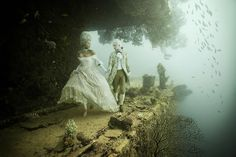 The Sinking World by Andreas Franke