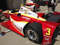 2013 Indy 500 car