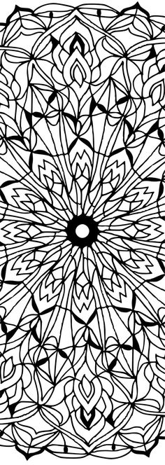 mandala coloring book art therapy printable floral mandala clipart digital page adult colouring pages hand drawn for download wall drawing