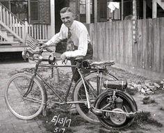 Smith Motor Wheel