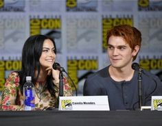 Riverdale Archie And Veronica, Camilla Mendes, Betty Cooper, Archie Comics, The Cw, Celebrity News, Netflix, Tv Shows, It Cast