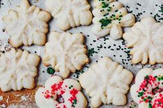 How To Make Spritz Cookies — Baking Lessons from The Kitchn