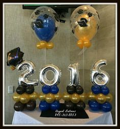 GRADUATION BALLOON ART and OMG! Get yourself some pawtastic adorable cat shirts, cat socks and other cat apparel by tapping the pin! - Decoration For Home 5th Grade Graduation, Graduation Party Themes, College Graduation Parties, Graduation Balloons, Kindergarten Graduation, Graduation Celebration, Graduation Decorations, Grad Parties, Graduation Ideas