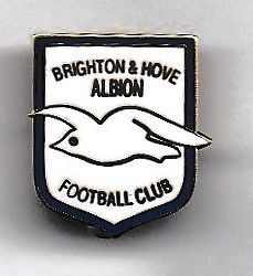 #Brighton & hove #albion fc #badge ,  View more on the LINK: http://www.zeppy.io/product/gb/2/361711350257/