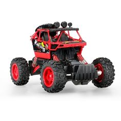 42.99$  Watch now - http://aiuk4.worlditems.win/all/product.php?id=RM7818R - Original Creative Double Star 1137L 1/14 2.4G 4WD Crawler Off-road RC Buggy Car