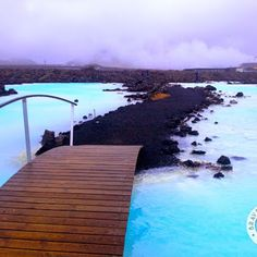 If you ask anyone what to do in Iceland, I guarantee the first thing they'll say is to take a trip to the Blue Lagoon. Just a short drive ou...