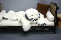 Wampa! It'd been awesome if he had a detachable arm....