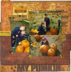 Searchwords: My Pumpkins