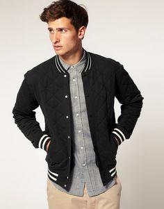 Asos College Jacket. Got it!