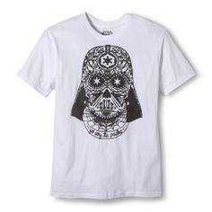Men's Star Wars Soy Tu Padre Darth Vader Graphic Tee - White @Zélia Lefebvre Mielcarek