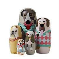 Buy your Dog family nesting doll from Superliving at Nordic Nest. Bedroom For Girls Kids, Kids Room, Kids Bedroom Accessories, Labrador, Sea Crafts, Dog Rooms, Matryoshka Doll, Jack Russells, Diy Doll