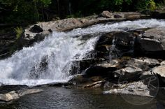 Waterfall Shelburne Falls by BMRphotographs on Etsy
