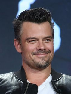 Actor Josh Duhamel speaks onstage during the 11.22.63 panel as part of the hulu portion of the 2016 Television Critics Association Winter Tour at Langham Hotel on January 9, 2016 in Pasadena, California.