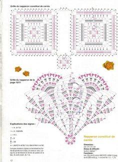 Breathtaking Crochet So You Can Comprehend Patterns Ideas. Stupefying Crochet So You Can Comprehend Patterns Ideas. Crochet Doily Diagram, Crochet Motif, Crochet Doilies, Crochet Table Topper, Crochet Tablecloth, Doily Patterns, Stitch Patterns, Crochet Patterns, Thread Crochet