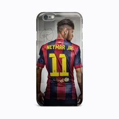 be90b5f2026 Details about Neymar Barcelona FC Barcelona TPU Silicone Rubber Case Cover  iPhone Plus
