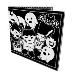 Fab.com   Little Monsters Wallet Unisex