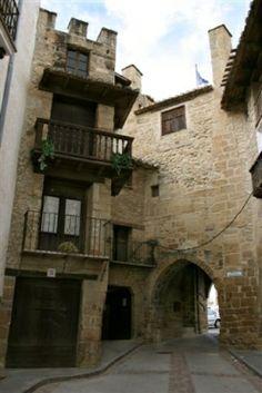 #Turismo de Aragón.- Rubielos de Mora