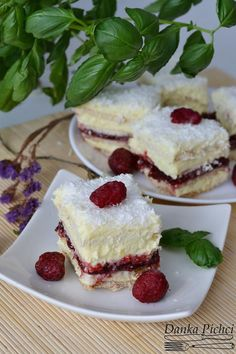 Polish Recipes, Polish Food, Yummy Cakes, Sweet Recipes, French Toast, Cheesecake, Food And Drink, Baking, Breakfast