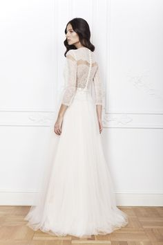 Sarah wedding dress, 2016 Collection, Divine Atelier