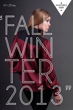 #outfit #estilo #actitud #diseño #tendencia FALL/WINTER 2013