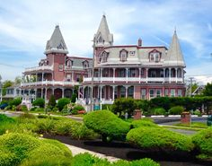 These 8 Haunted Hotels In New Jersey Will Make Your Stay A Nightmare. http://www.onlyinyourstate.com/new-jersey/nj-haunted-hotels/