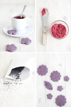 Hibiscus Tea Butter and Hibiscus Tea-Poppy Seed Shortbread Recipes   |   Sprinkle Bakes