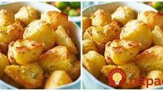 Na túto prílohu čakajú zákazníci v rade: Rada na najlepšie zemiaky od Gordona Ramsayho, netreba k nim už ani mäso! Cooking Light, Food 52, Ham, Potato Salad, Food And Drink, Potatoes, Cauliflower, Vegetables, Ethnic Recipes