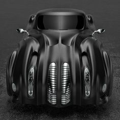 Alessian 2012 Car Design Concept:   The concept represents a complex approach to shaping in automotive design. The shapes are stretched over the chassis of the car as muscles, generating contrasting appeal and energy sweeping around the car's body.
