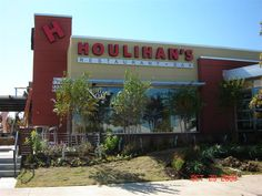 Houlihan's Restaurant at Firewheel in Garland, Texas, offers a great environment and excellent food and drink!