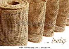 Burlap Wallpaper in Rustic Decor - Bing Images