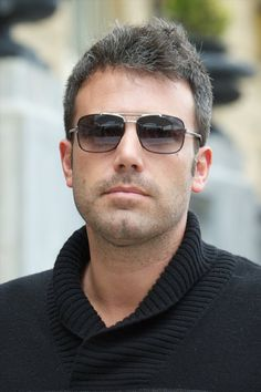 Ben Affleck wearing sunglasses