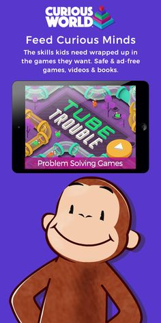 The skills kids need wrapped up in the games they want. Safe & ad-free games, videos & books. Try it Free!