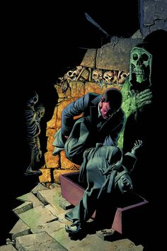 ©Richard Corben