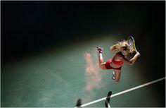 Victoria Azarenka by Dewey Nicks for the NYT