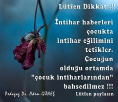 """""""#intihar #intiharsebebi #pedagoji #annelik #anne #çocuk #anneçocuk #anneolmak #anneliksanatı #hamilelik #bebek #anaokulu #özgüven #çocukyetiştirme…"""""""