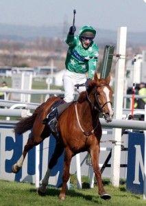 Bindaree & Jim Culloty 2002