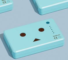 This cute device is actually a powerful charger. With its 10400mAh battery, you should be able to charge your phone up to five times before the Cheero itself has to be recharged.