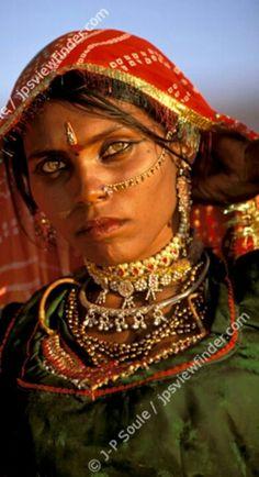 Bopa Gypsy, India.