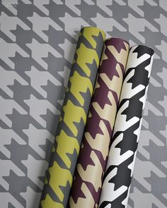 Architectural Materials // Harrington wall covering in vinyl by D. Luxury Wallpaper, Love Wallpaper, Wall Paint Treatments, Window Treatments, Architectural Materials, Interior Design Magazine, Wall Patterns, Commercial Interiors, Textured Walls