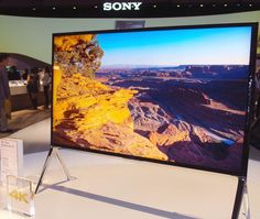 Check Out A Preview Of Samsung, Sony, and Vizio 4K Ultra HD TVs for 2015
