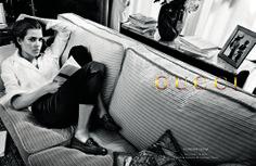 Charlotte Casiraghi pour Gucci, http://journalduluxe.fr/gucci-ligne-cosmetique/