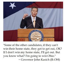 The District of Calamity: Primary Promise from John Kasich