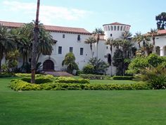 santa barbara courthouse sunken garden - Google Search