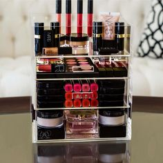 Makeup Storage The Dream Beauty Case - Niecy ❤️ & Karrueche& ❤️ Pick -- Order Soon. Makeup Storage Solutions, Makeup Drawer Organization, Beauty Case, Beauty Box, Beauty Tips, Free Makeup, Diy Makeup, Makeup Brush, Makeup Tips