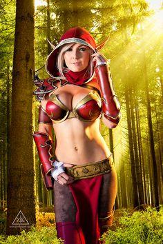 blood elf cosplay | Tag: Jessica Nigri, Blood Elf Cosplay, Beauty, Latest Updates ...