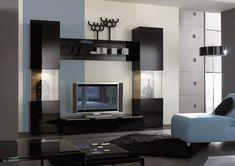 Living Room Furniture Wall Unit Designs - Căutare Google