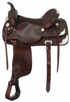 Royal King Mckinney Trail Saddle with Silver available at HorseLoverZ, the place for horse products and equipment. This Great Saddle Is Built On A Rawhide Covered Equestrian Boots, Equestrian Outfits, Equestrian Style, Equestrian Fashion, Horse Fashion, Riding Hats, Horse Riding, Riding Helmets, Riding Clothes