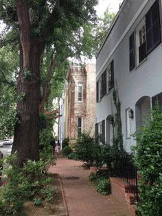 A Perfect Day in Georgetown, Georgetown, Washington DC, travel